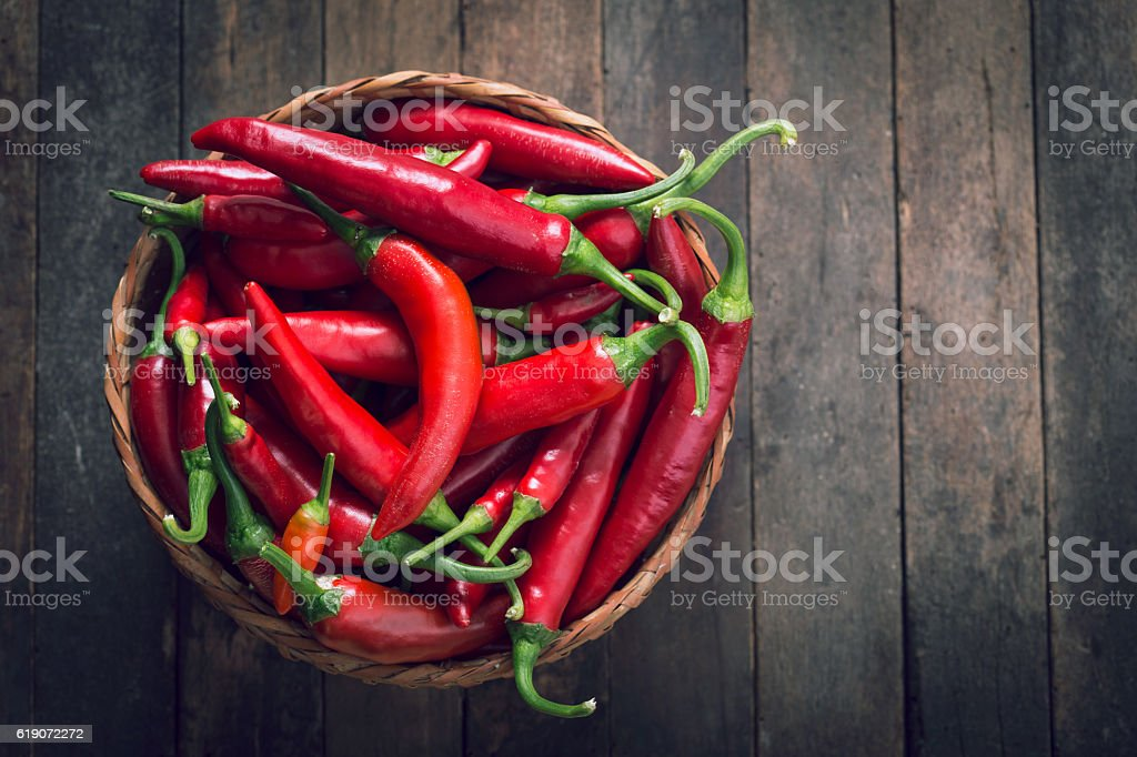 Chili peppers Chili peppers  Backgrounds Stock Photo