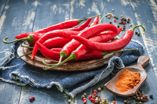 Chili Stock Photo - Download Image Now