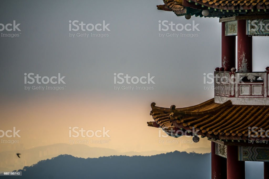 Chin Swee Caves Temple stock photo