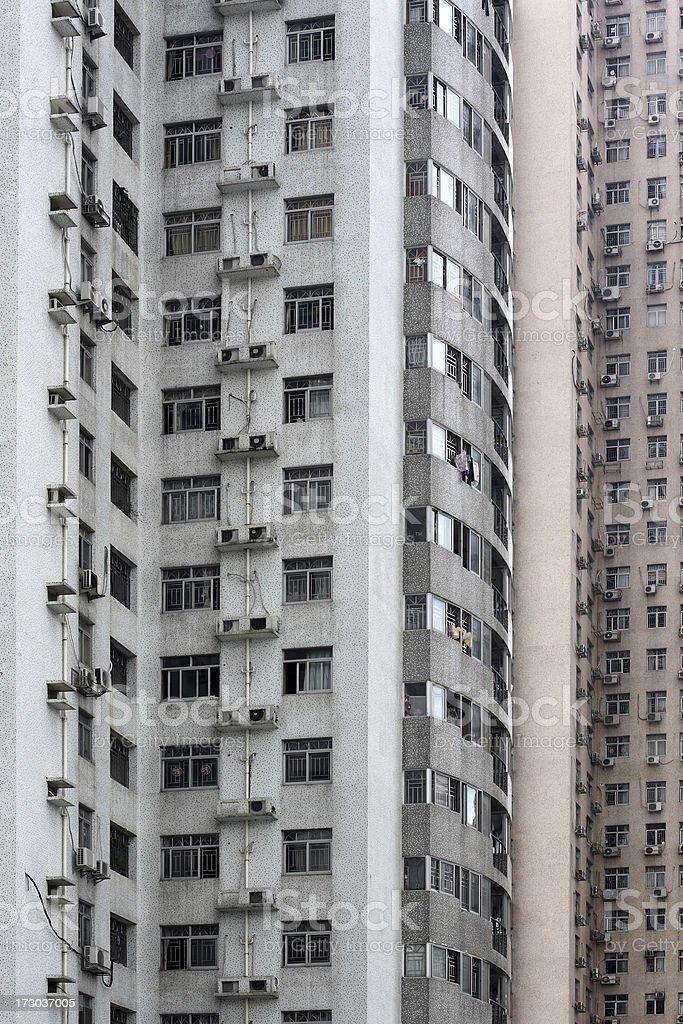china building series royalty-free stock photo