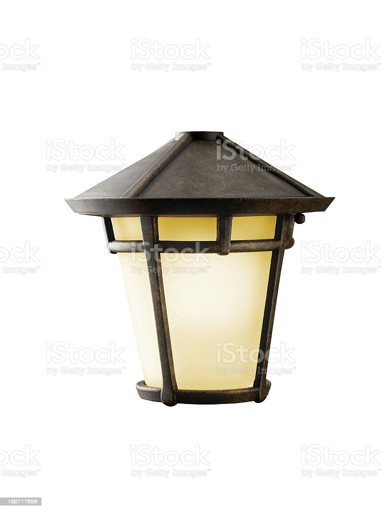 china Electric Lamp royalty-free stock photo
