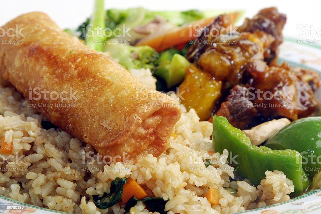 China food stock photo