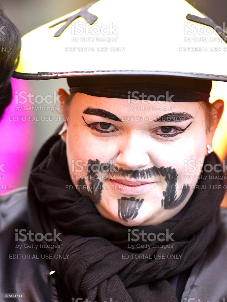 Chine man royalty-free stock photo