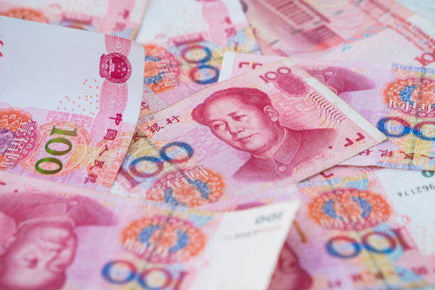 china money 100 bank note background, business and finance concept china money 100 bank note background, business and finance concept chinese currency stock pictures, royalty-free photos & images