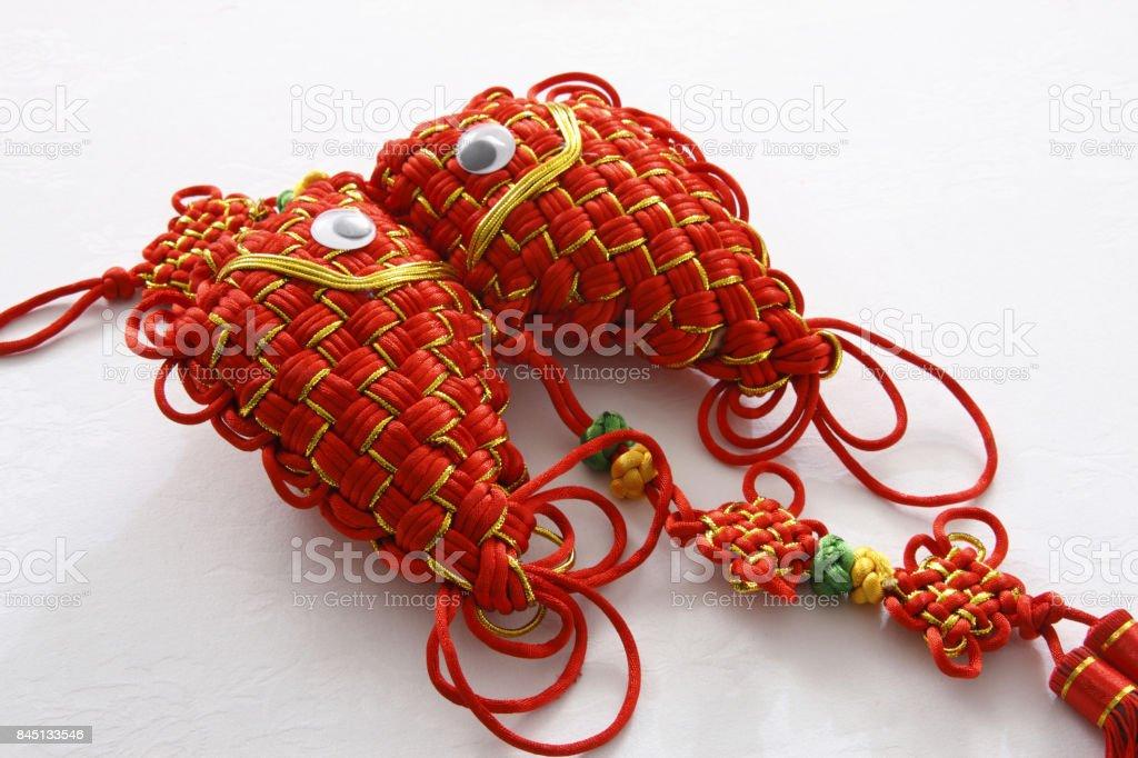 China ornaments stock photo