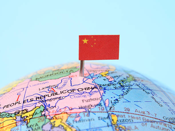 Royalty Free Map Of Communist Countries Pictures, Images and Stock ...