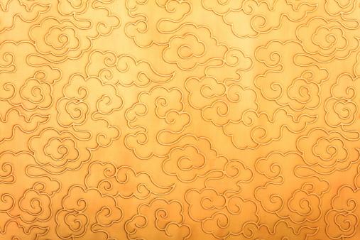 China retro style background texture