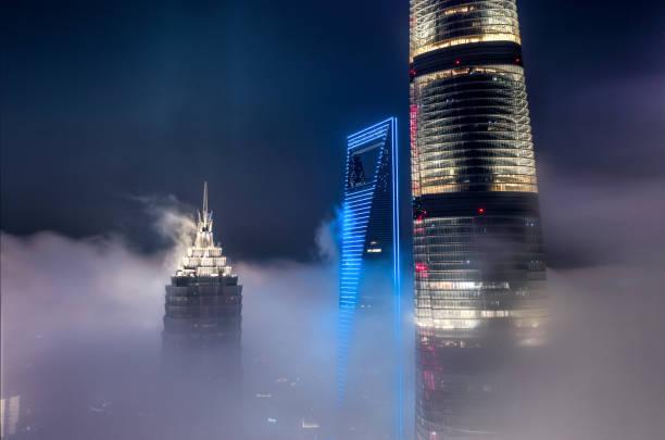 China Shanghai stock photo