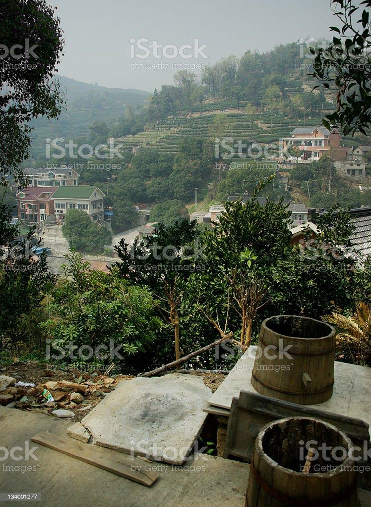 China Tea royalty-free stock photo
