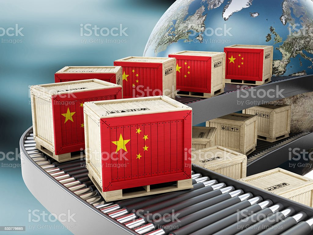 China Import global – Foto