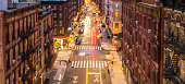 istock Chinatown in manhattan, New York. 1066983816