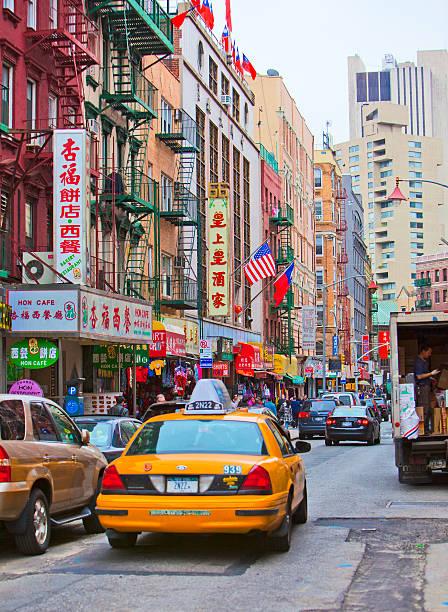 Stadtviertel Chinatown – Foto