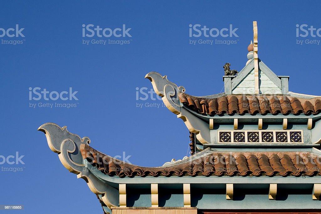 Chinatown royalty-free stock photo