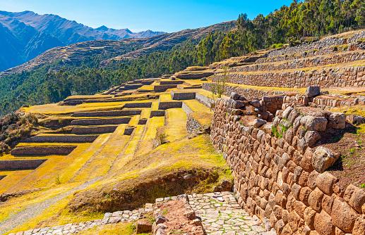istock Chinchero Inca Ruin, Cusco Region, Peru 1130951633