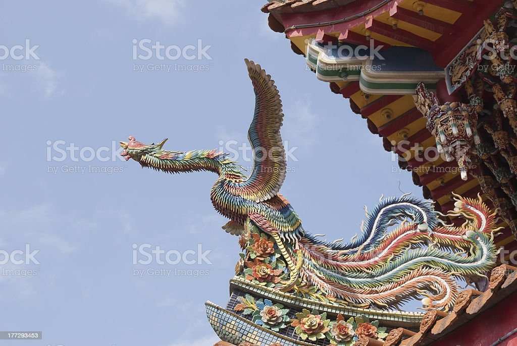 chines architecture art royalty-free stock photo