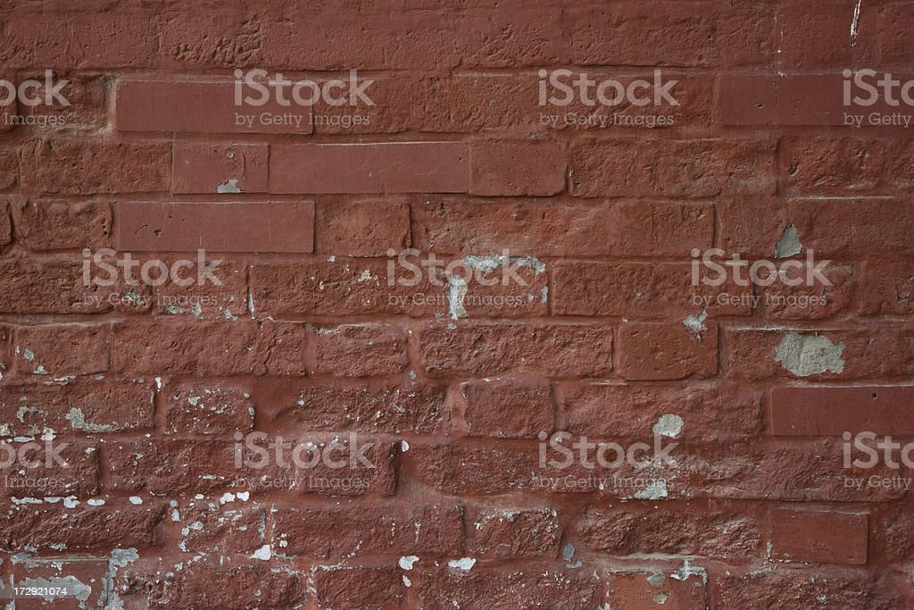 Chinese ancient wall royalty-free stock photo