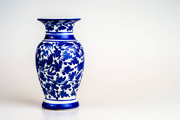 chinese antique vase - vase stock pictures, royalty-free photos & images