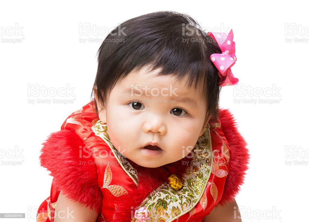 Chinese Baby Girl Stock Photo Download Image Now Istock