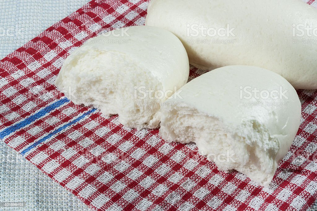 Chinese bread stock photo