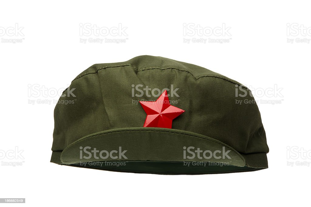 30a73ede6 Chinese Communist Party Cap Stock Photo - Download Image Now - iStock