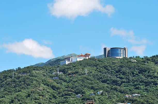 Chinese Culture University, Taipei stock photo