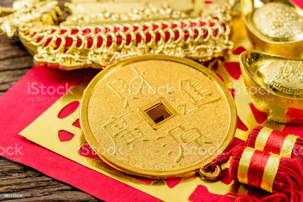 Chinese decoration mobile royalty-free stock photo