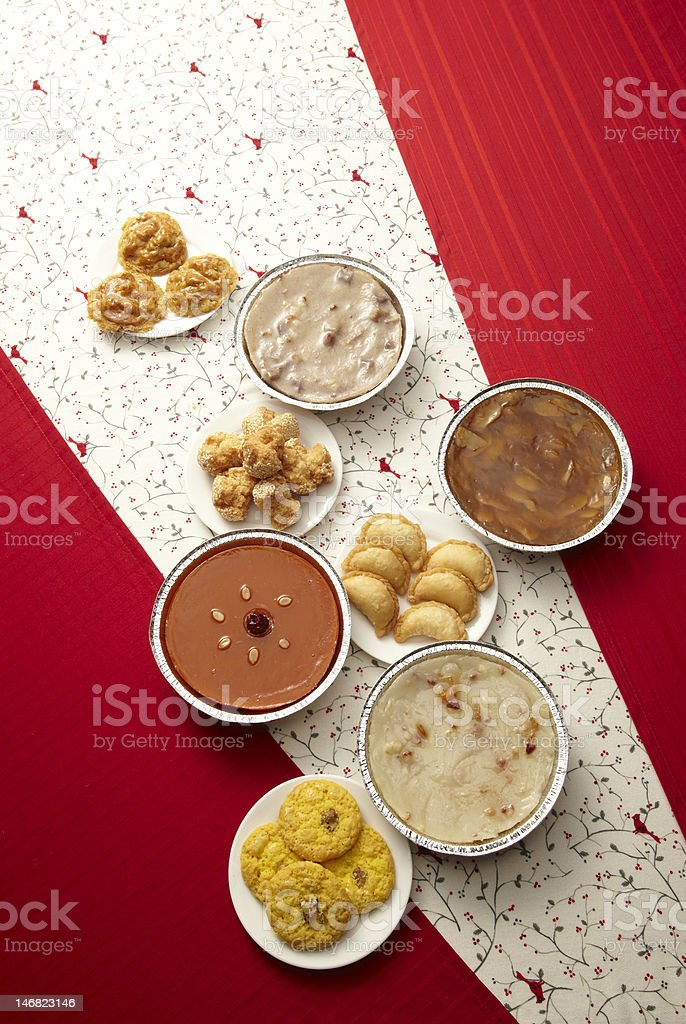 chinese dessert stock photo