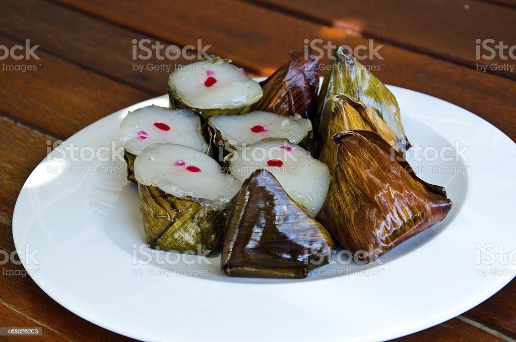 Chinese dessert stock photo