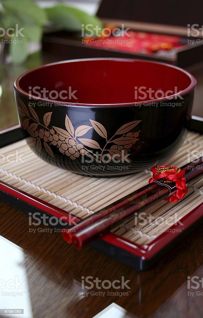 Chinese dishes royalty-free stock photo