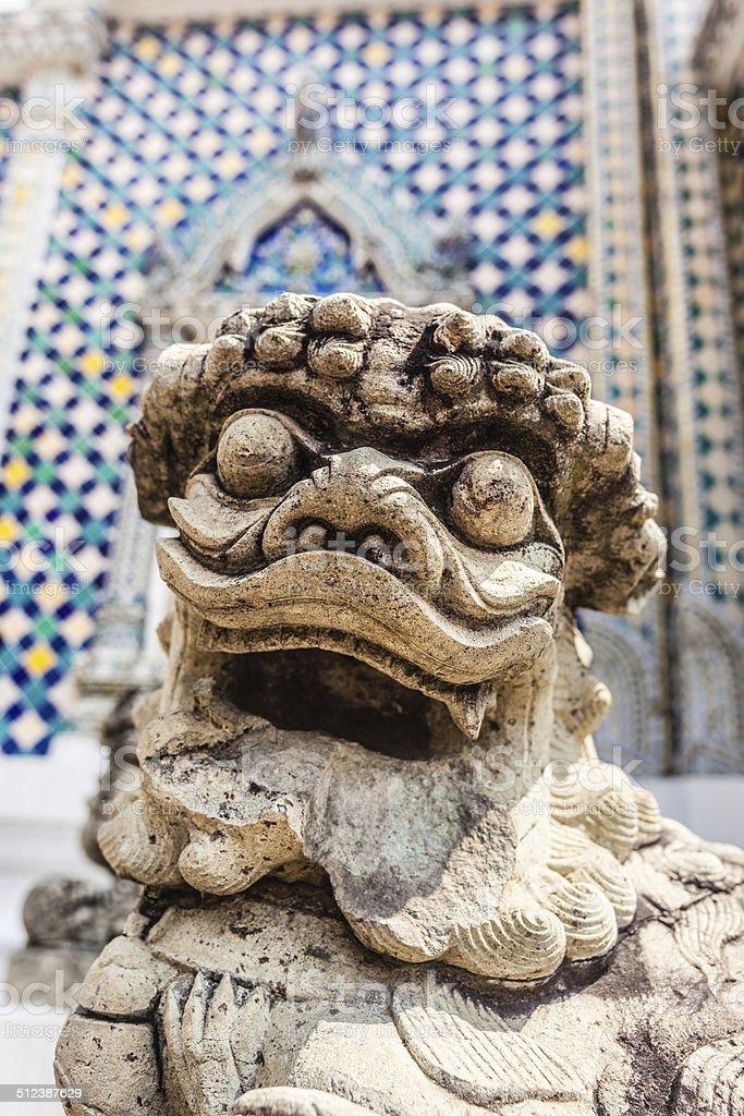 Chinesische Hund Skulptur Stockfoto Und Mehr Bilder Von Asiatisch Istock