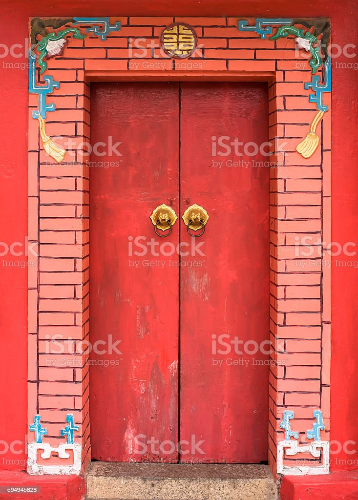 Chinese door. stock photo & Royalty Free Chinese Door Pictures Images and Stock Photos - iStock