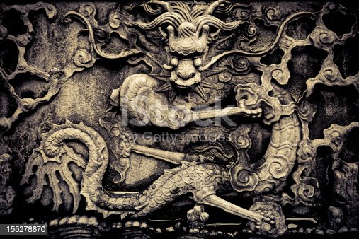 istock chinese dragon 155278670
