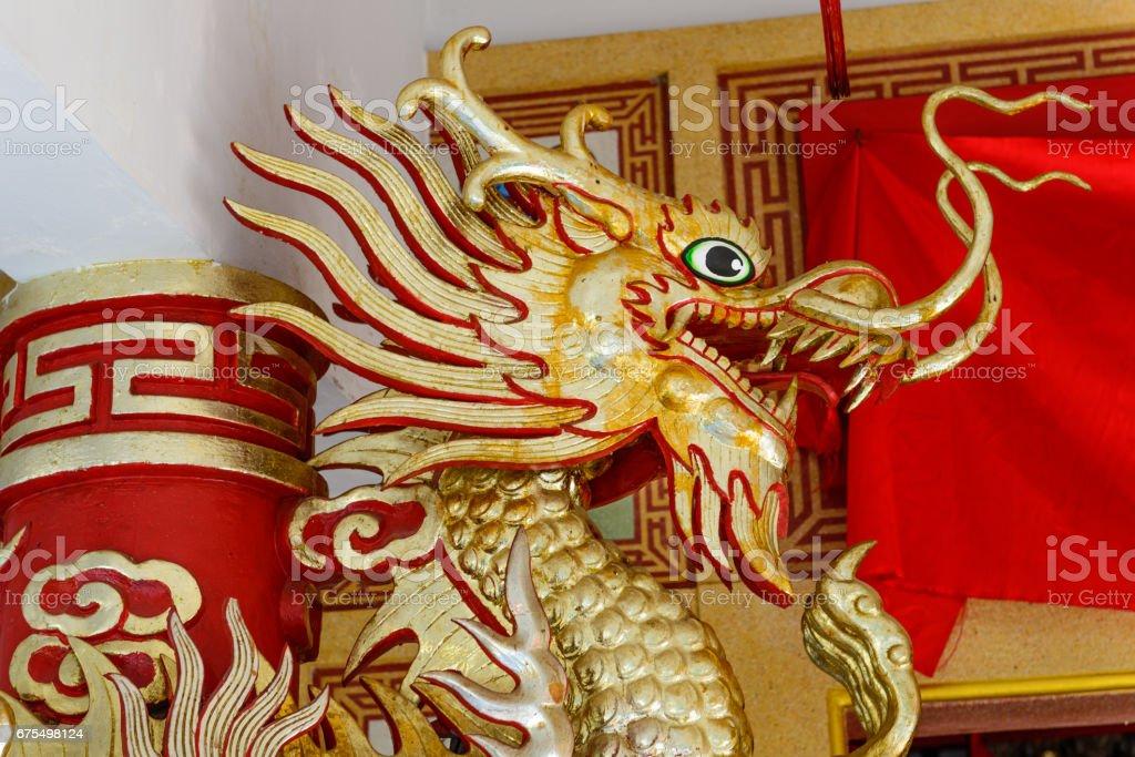 chinese dragon photo libre de droits