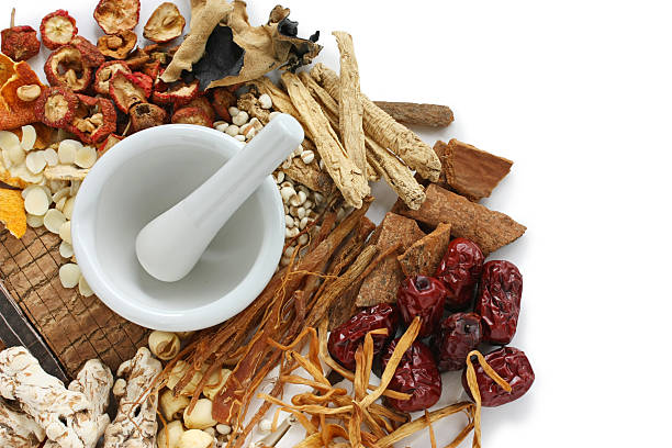 chinese food therapy, traditional chinese herbal medicine chinese food therapy, traditional chinese herbal medicine chinese herbal medicine stock pictures, royalty-free photos & images