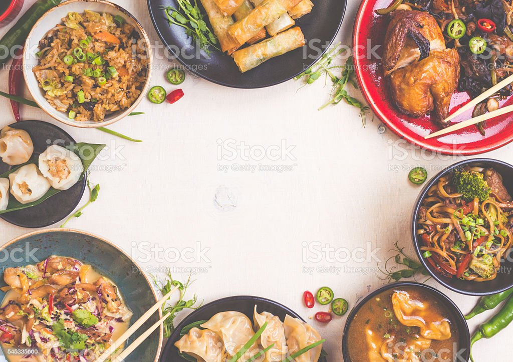 chinese food background - photo #31