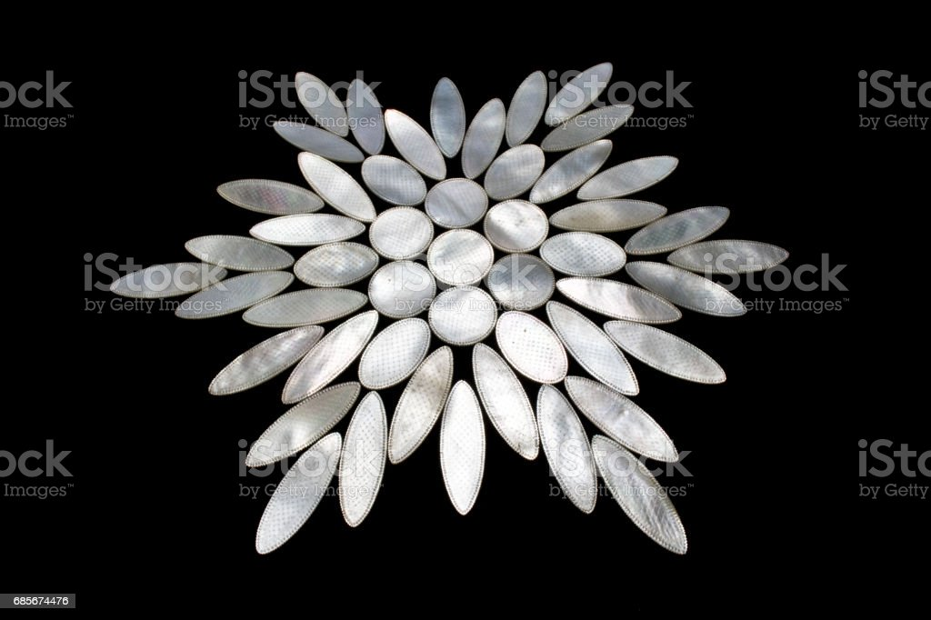 중국 검은 배경에 칩 도박 royalty-free 스톡 사진
