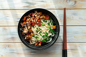 Chinese homemade noodles