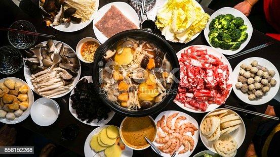 istock Chinese Hot Pot 856152268