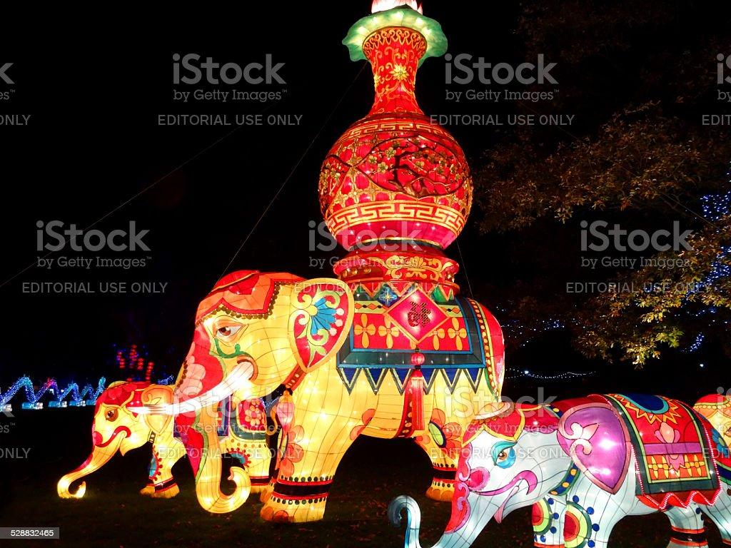 Decorazioni Con Lanterne Cinesi : Lanterne cinesi volanti a led u sfondo