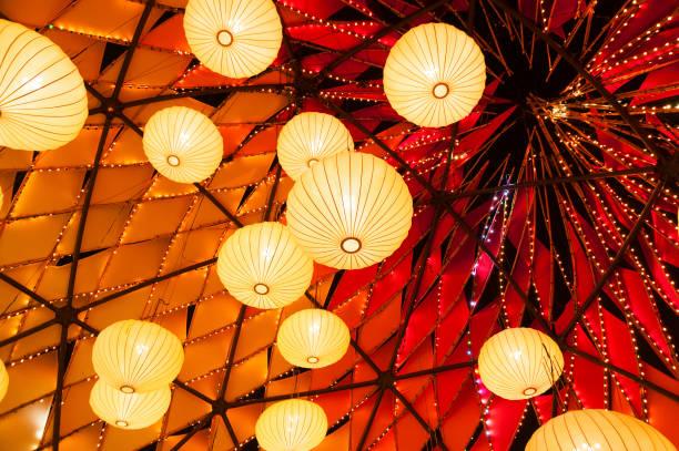 Chinesische Laterne – Foto