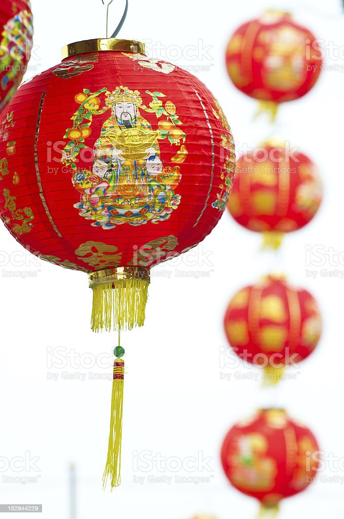 Chinese Lantern. royalty-free stock photo