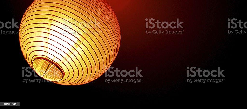chinese lantern royalty-free stock photo