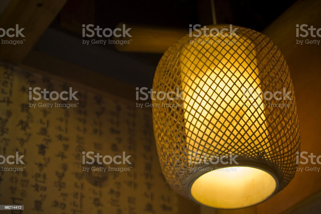Chinese lantern royalty-free stock photo