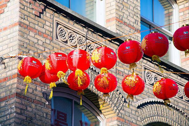 Lanternes chinoise - Photo
