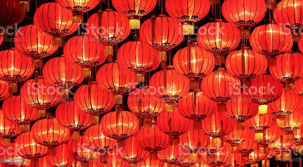 Chinesische Laternen  – Foto