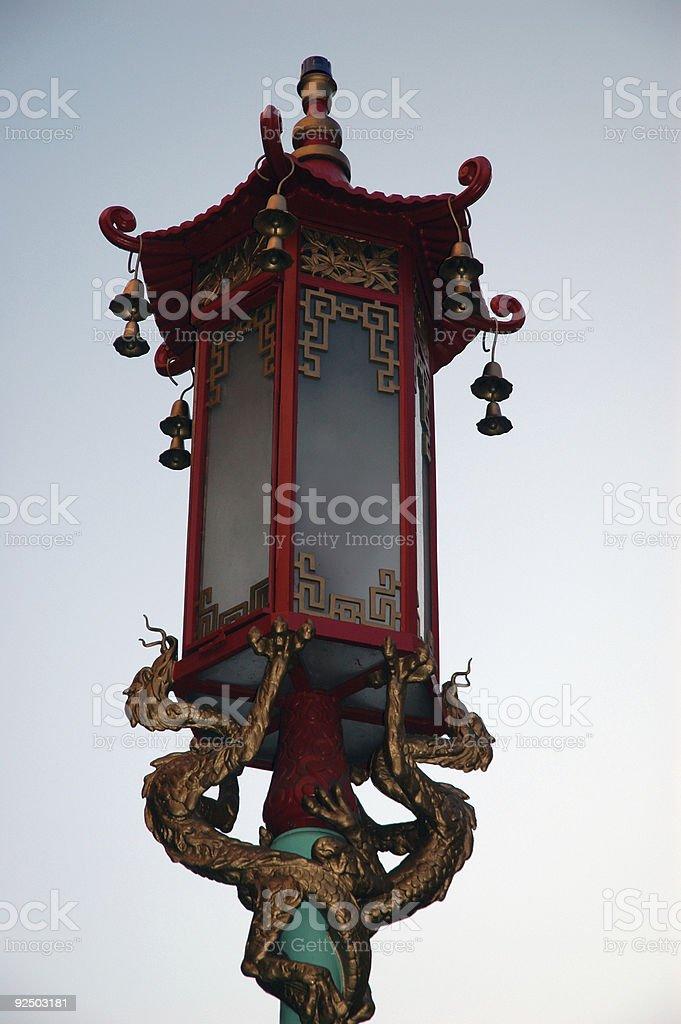 Chinese Light royalty-free stock photo