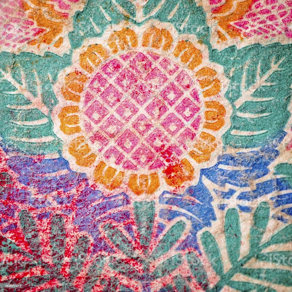 chinese money rmb background flower macro texture royalty-free stock photo
