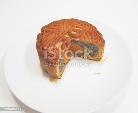 Baked, Baked Pastry Item, Celebration, Chinese Culture, Close-up