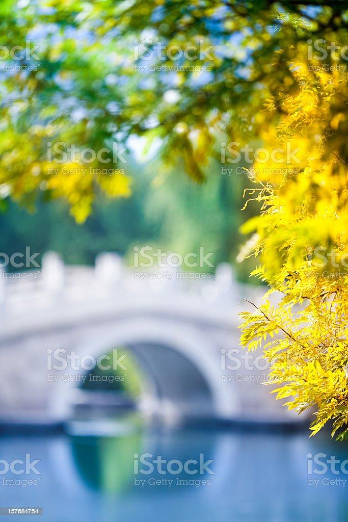 Chinese motif royalty-free stock photo