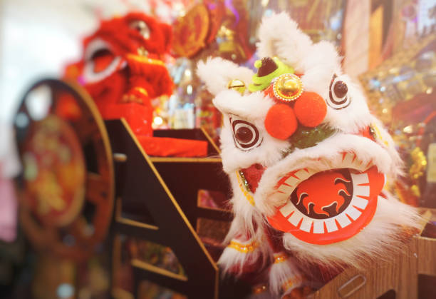 Chinese New Year Background Concept stock photo